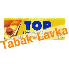 Бумага самокруточная TOP 78 mm - Velvet Peach (Персик)