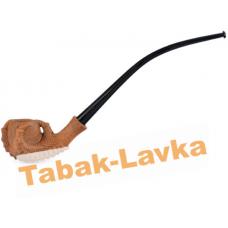 Трубка глиняная Parol - Арт. P50008 - Eagles Claw Outlet (длинная - без фильтра)