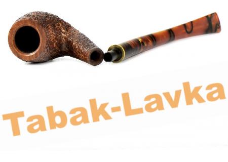 Трубка Savinelli Clark`s Favorit - Brownblast (6 мм фильтр)