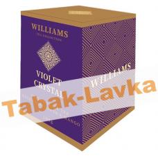 Чай Williams - Violet Crystal (черный с лепестками василька и кусочками манго) - (100гр)