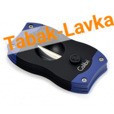 Гильотина для сигар Colibri - V-cut - CU 300 T3 (Blue)