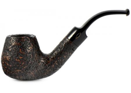 Трубка Brebbia - Junior - Sabbiata Noce 2735 (фильтр 9 мм)