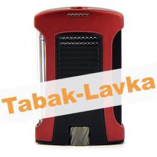 Зажигалка Colibri Daytona - LI 770 T4 (Red - Black)