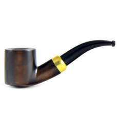 Трубка WoodPipe - Груша 006 - Тонированная - (фильтр 9 мм)