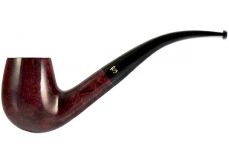 Трубка Stanwell - Featherweight - Red Pol 123 (без фильтра)