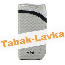 Зажигалка Colibri Falcon - LI 310 T6 (Carbon Silver)