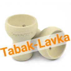 Чашка для кальяна глиняная - SM Турка Белая