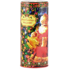 Чай Williams - Merry Christmas - Счастливые Моменты (Черный) - (Банка 125гр)