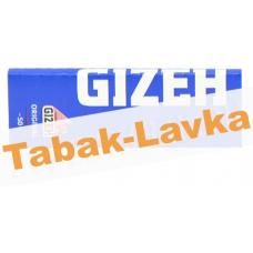 Бумага самокруточная Gizeh Original (синяя)