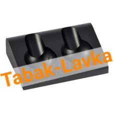Подставка Savinelli для 2-х трубок - Como Pipe Rack 2P - M1024/2 BLACK SALE!