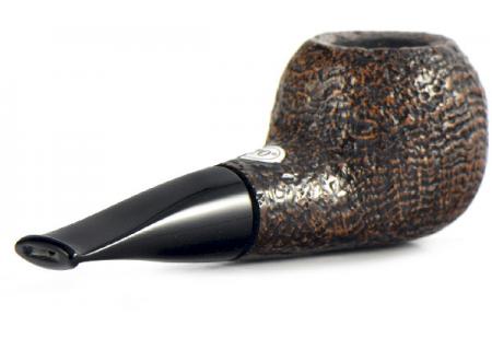 Трубка Brebbia - Pipa - Sabbiata 70 (фильтр 9 мм)