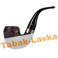 Трубка Peterson Sherlock Holmes - Rustic - Watson P-Lip (фильтр 9 мм)