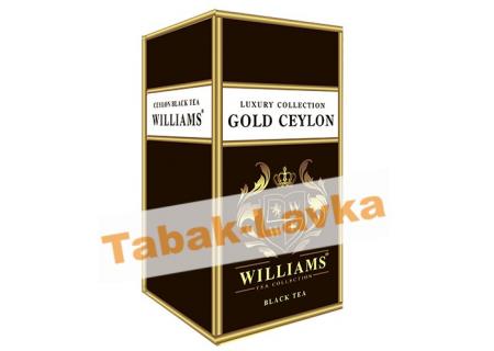 Чай Williams - Luxury Collection - Golden Ceylon (черный) - (150гр)