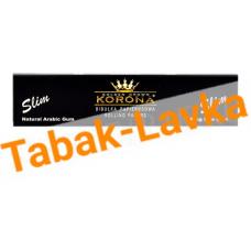 Бумага самокруточная Korona - King Size Slim