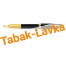 Ручка-роллер PARKER - ESSENTIAL Sonnet Laque Black GT (1948080)
