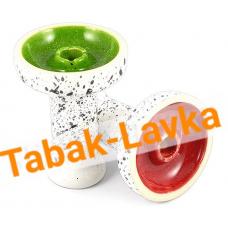 Чашка для кальяна глиняная - SM Самба DOTS
