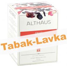 Чай AltHaus - Fruit Berry (15 пак)