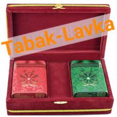 Подарочный Набор Чая Williams - Rubin + Emerald - (150+150гр) (красная шк.)