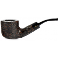 Трубка Brebbia - Junior - Sabbiata Noce 2716 (фильтр 9 мм)