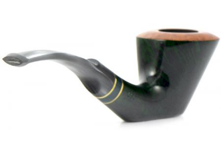 Трубка Big Ben - Standing Two Tone - Green 691 (фильтр 9 мм)