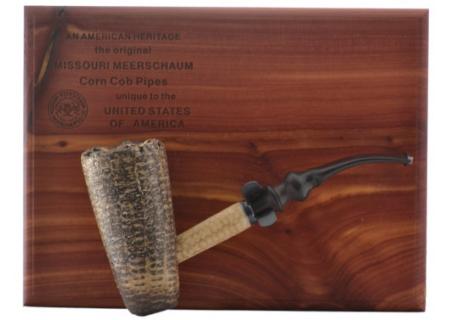 Трубки Missouri Meerschaum - FH - на мемориальной доске