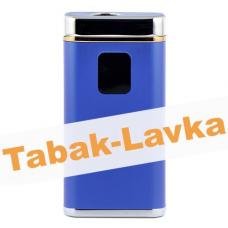 Электроимпульсная Зажигалка Xintail с Power-Банком и фонариком - LA-1122 - Blue