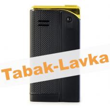 Зажигалка Faro (Газовая) 24116 - Black/Gold