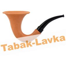 Трубка глиняная Parol - Арт. P5001 - Calabash (фильтр 9 мм)
