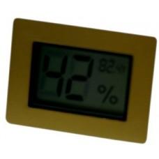Термо-Гигрометр цифровой Арт. 596-521 (Gold)