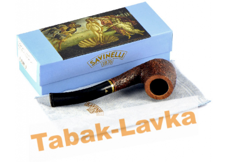 трубка Savinelli Venere - BrownBlast KS 606 (фильтр 9 мм)