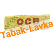Бумага самокруточная OCB Organic Hemp