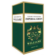 Чай Williams - Luxury Collection - Imperial Green (Зеленый) - (125гр)