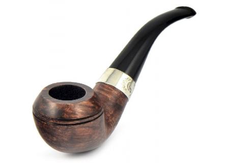 Трубка Peterson Aran - Nickel - 999 P-Lip (без фильтра)