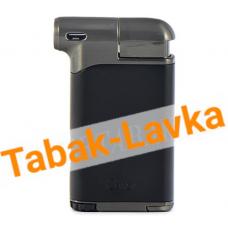 Зажигалка Colibri Pacific - LI 400 C7 (Black) трубочная