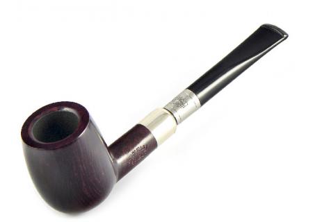 Трубка Savinelli Spigot - Red Smooth 128 (6 мм фильтр)